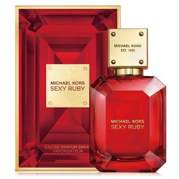 BRAND NEW WOMEN'S MICHAEL KORS SEXY RUBY EAU DE PARFUM 3.4 OZ PERFUME FRAGRANCE