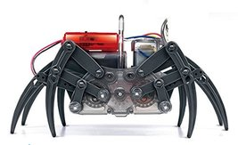 Wireless RC Spider Toy Robot, 2.4Ghz Wireless Control, Assembled Type Multiple J