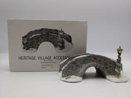 Vintage Departmentt 56 Stone Bridge Heritage Village #6546-3  RETIRED  Item - $12.45