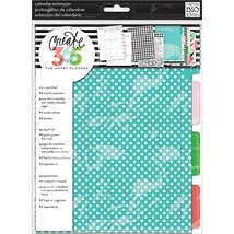 Me & My Big Ideas The Happy Planner Classic Monthly Sunshine, Month Exte... - $8.83