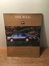 1996 Buick Regal and Gran Sport Car Sales Brochure Catalog - $11.87