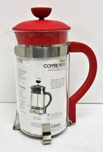 Primula  8 cup Red Coffee Press - £19.61 GBP