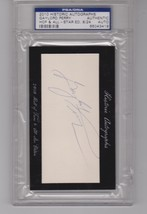 2010 HIstoric Autographs GAYLORD PERRY HOF ED 8/24 PSA/DNA - $19.80