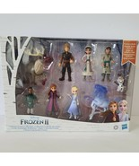 Disney Frozen 2 Ultimate Small 9 Doll Collection Exclusive New - $25.27