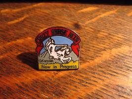 Crazy Horse Mountain Pin - Native American Indian South Dakota Memorial ... - $19.79