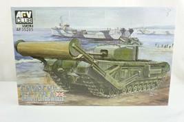 AFV Club 1/35 AF35285 WWII British Churchill TLC Type A W/Carpet Laying ... - $55.95