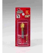 Vermont American 22320 3/8-Inch Titanium V-Groove Router Bit - $4.95