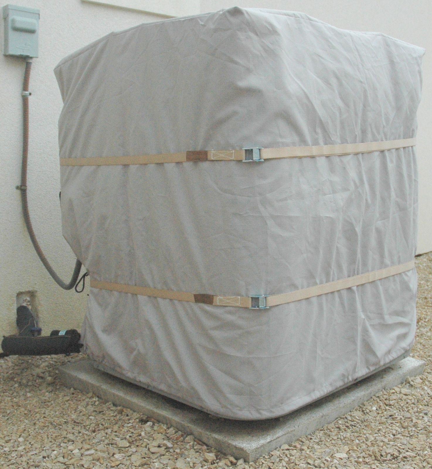"""Evaporative Cooler Cover 34""""x34""""x40"""" Down Draft Qty 1"""