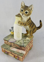San Francisco Music Box Co Country Artists MY FAVORITE THINGS Kitten Mil... - $35.00