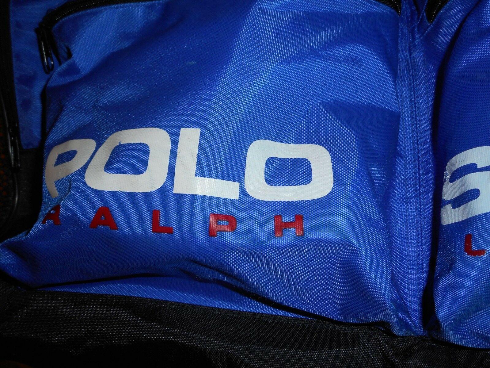 04b78d133c Vintage ralph lauren polo sport canvas and similar items jpg 1599x1200 Polo  ralph lauren olym duffle