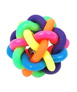 Panda Legends Colorful Safety Toy Ball Chew Dog Puppy Toy Pet Chew Toy - $17.84