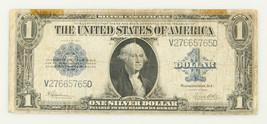 1923 $1 ONE DOLLAR GEORGE WASHINGTON SILVER CERTIFICATE U.S. CURRENCY BILL - $49.50