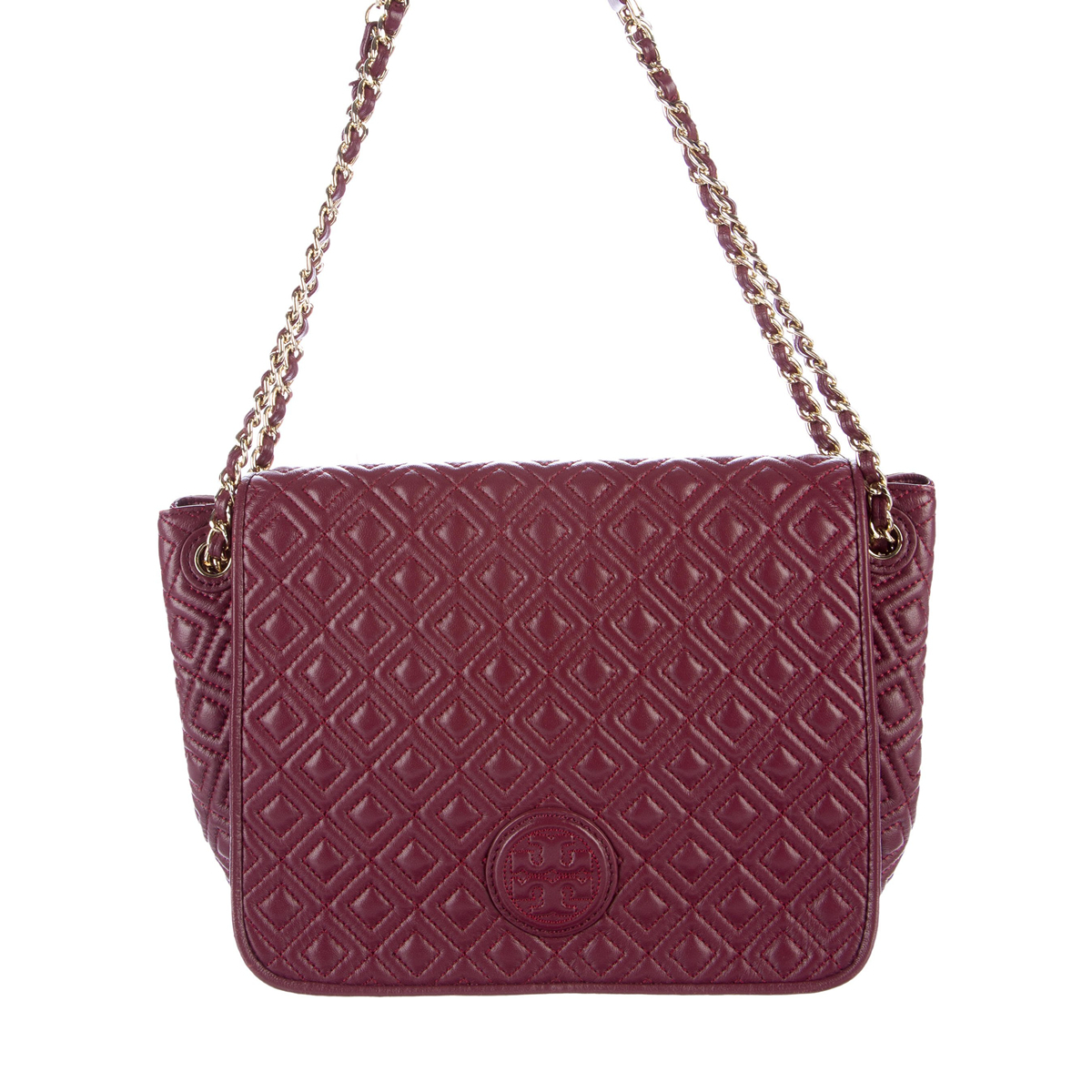 98b401c7eca1 Wto103364 1 enlarged. Wto103364 1 enlarged. Previous. NWT Tory Burch Marion  Quilted Small Flap Shoulder Bag