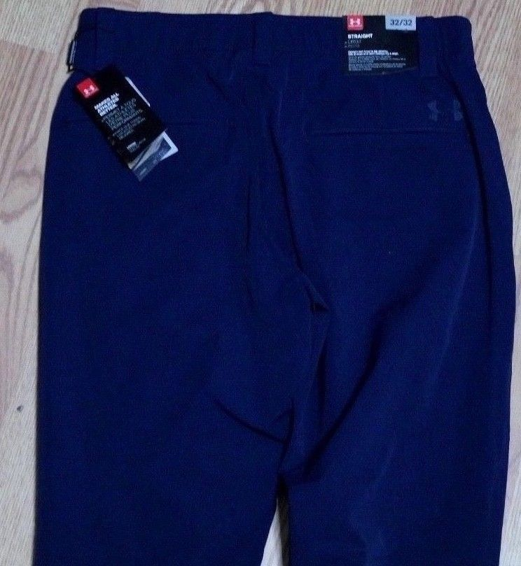 7c29407848dfc Under Armour Ua Golf Pants, Men's Straight and 50 similar items