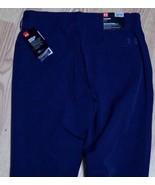 UNDER ARMOUR UA GOLF PANTS, MEN'S STRAIGHT LEG, BLUE, SIZE 32 X 32, 1289... - $38.24