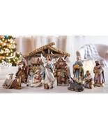 Bethlehem Nights Deluxe Nativity Set - $279.95