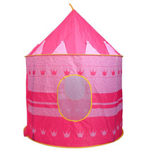 Children Portable Play Tent Girl Princess Castle Fairy Play House - $18.20
