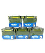 Lot of 5 Fortnite Loot Battle Boxes Each Contains Different Set Items fo... - $48.25