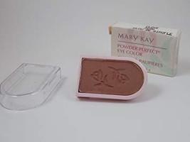Mary Kay Powder Perfect Eye Color Clove 2286 Eye Shadow - $10.99