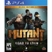 Maximum Games 791490 MYZ Road to Eden Deluxe Edition Playstation 4 Video Game - $35.55