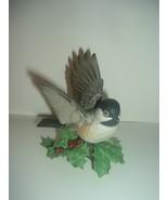 Lenox Chickadee Bird Figurine  - $29.99