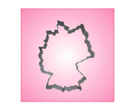 Germany Cookie Cutter - $10.68