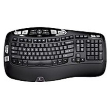 Logitech 920-001996 K350 Wireless USB Keyboard - 2.4 GHz - Black - €50,30 EUR