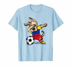 New Shirts - Dog Dabbing Soccer Colombia Jersey Shirt Colombian Football... - $19.95+
