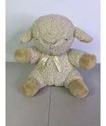 Cloud B On The Go Sleep Sheep Plush Machine 4 Soothing Sounds Nursery - $10.93