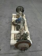 2008 Gmc Envoy Rear Axle Assembly 3.73 Ratio Lock - $693.00
