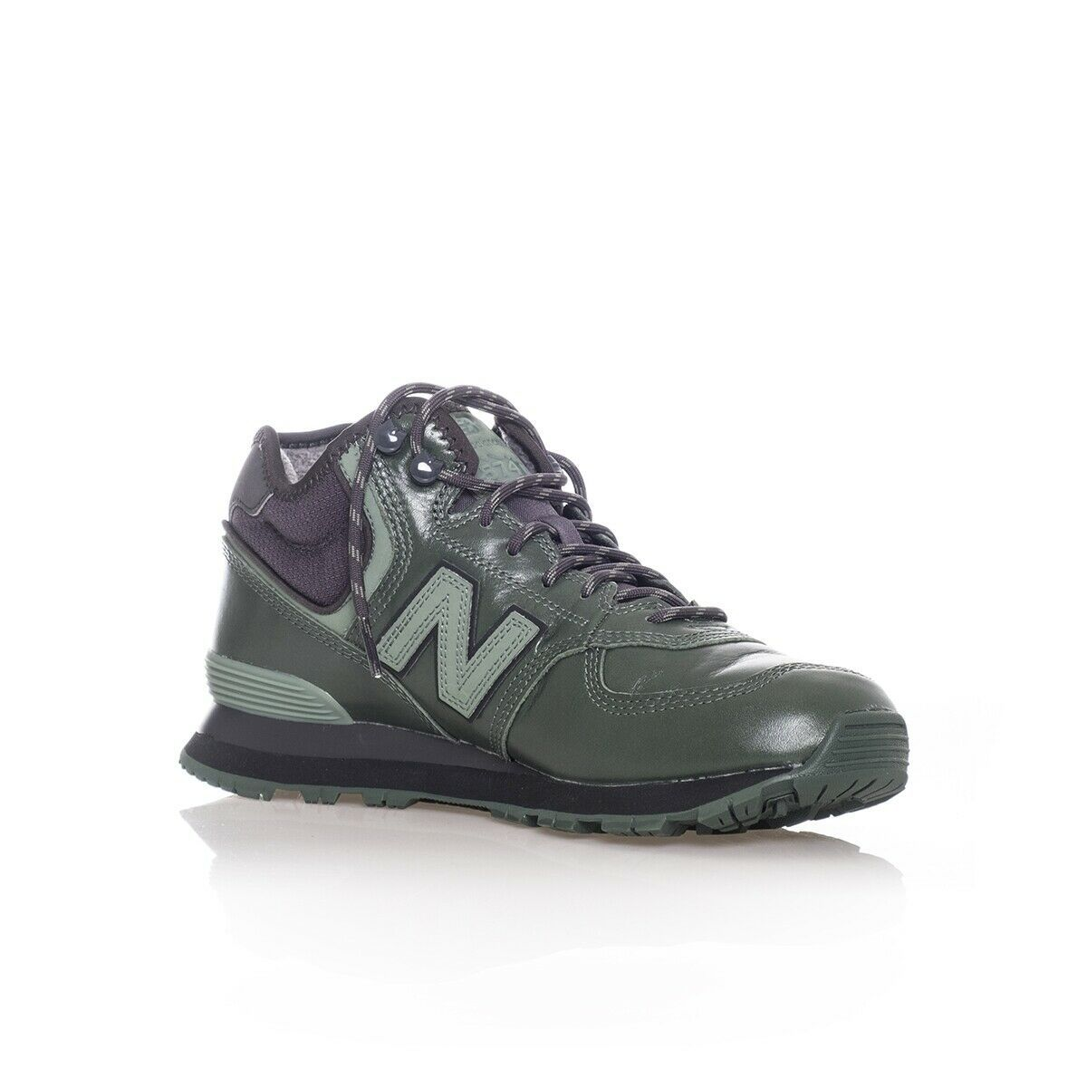 NEW BALANCE LIFESTYLE 574 SCHUHE HERREN MH574OAB SNEAKERS SNKRSROOM TRIBES NEW B