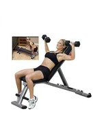 Body Solid - Folding Multi-Bench - $275.00