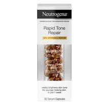 Neutrogena Rapid Tone Repair Brightening Vitamin C Serum, 30 Capsules.. - $59.39