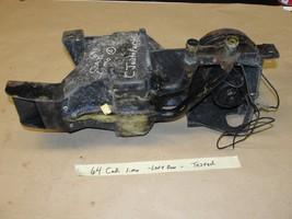 64 Cadillac Fleetwood Limo REAR HEATER HEAT CORE CONTROL BOX FAN BLOWER ... - $449.99