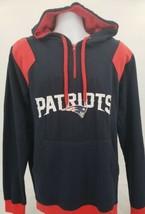 NFL New England Patriots Hoodie Sweatshirt Size MT - $37.36