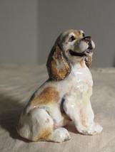 Hevener American Cocker Spaniel Miniature Dog Figurine  - $25.00