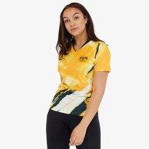 NEW Nike Breathe $90 2019 World Cup Australia Home Jersey AJ4388-397 Wom... - $24.29