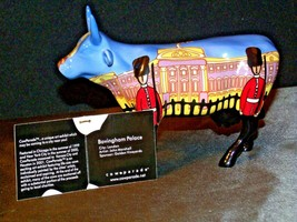 CowParade Bovingham Palace Item # 7318 Westland Giftware AA-191967 Collectible