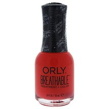 Orly Breathable Nail Color, Sweet Serenity, 0.6 Fluid Ounce - $9.99