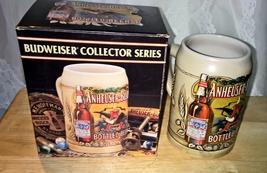 Anheuser-Busch Bottled Beers Stein in Box - $14.95