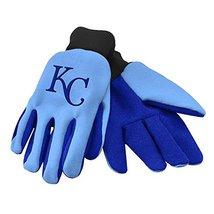 MLB fan sport utility work gloves (Kansas City Royals Royal Blue) - $8.95