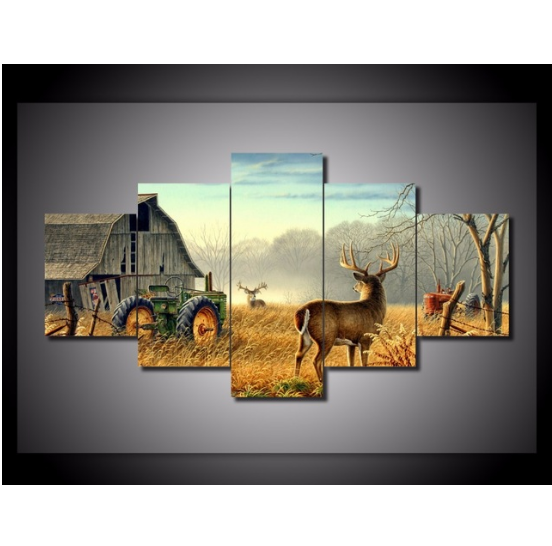 Deer Wall Decor For Sale Only 4 Left At 70