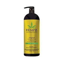 Hempz Original Herbal Conditioner for Damaged & Color Treated Hair 33.8 ... - $21.73