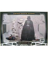 Star Wars Topps 30th Clone Wars Vader Anakin Obi Wan Trooper P1 Promo Ca... - $3.99