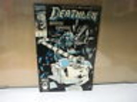 L3 MARVEL COMIC DEATHLOK ISSUE 4 OCTOBER 1991 IN GOOD CONDITION - $6.36
