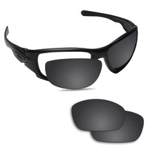 Anti-Saltwater Replacement Lenses for Oakley Ten X Sunglasses Various Colors - $49.97