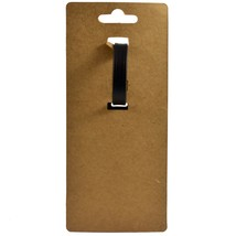 """Blue """"not YOUR BAG!"""" Rubber Baggage Luggage Traveling Tag image 2"""