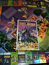 Monopoly -The Disney Edition - Property Trading Game From Parker Brothers -2001 image 10