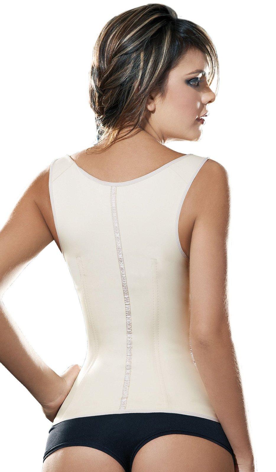 96e44c9f3 Ann Chery Latex Vest   Snatch that Waist   and 45 similar items