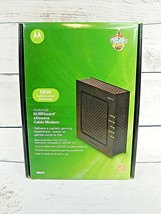 Motorola Surfboard Extreme Cable Modem Model SB6120 DOCSIS 3.0 GIGABIT p... - $26.55